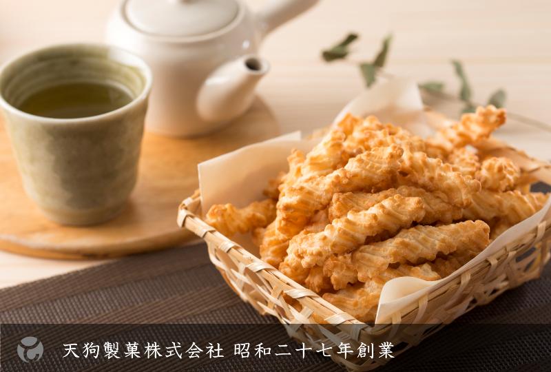 天狗堂製菓株式会社 昭和二十七年創業